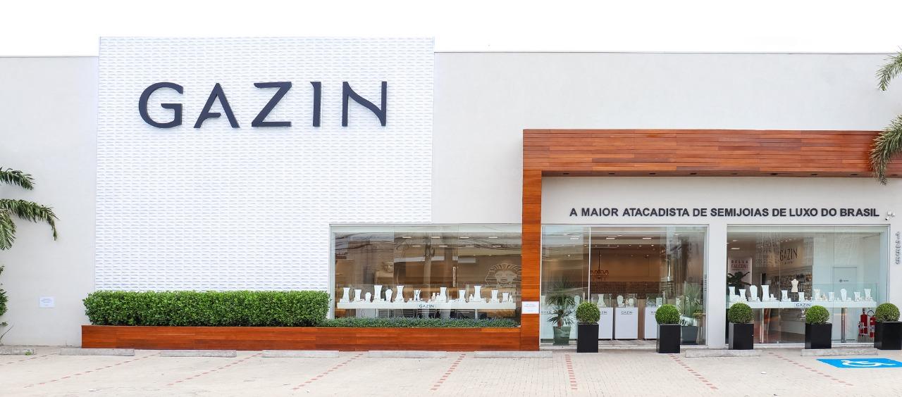 Fotografia de uma loja da Gazin